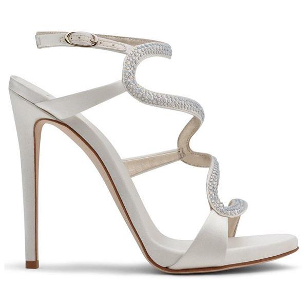 свадебная коллекция туфель giuseppe zanotti весна-лето 2016 фото (14)