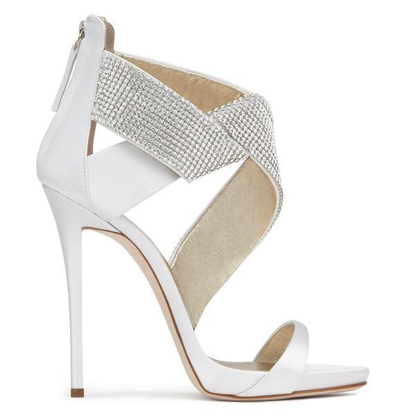 свадебная коллекция туфель giuseppe zanotti весна-лето 2016 фото (18)