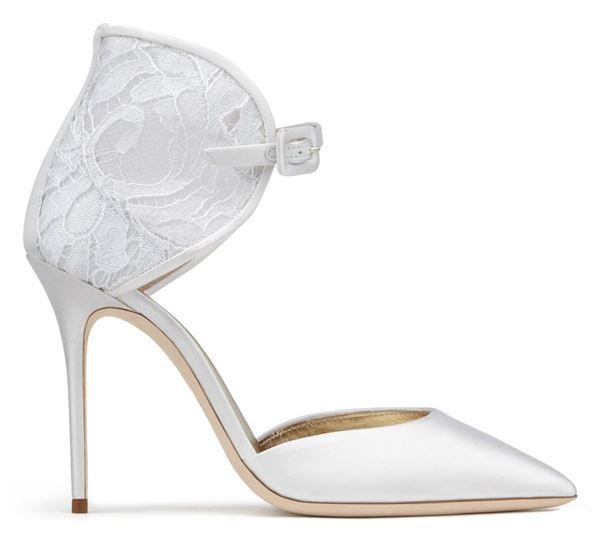 свадебная коллекция туфель giuseppe zanotti весна-лето 2016 фото (19)