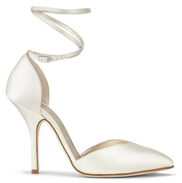 свадебная коллекция туфель giuseppe zanotti весна-лето 2016 фото (3)