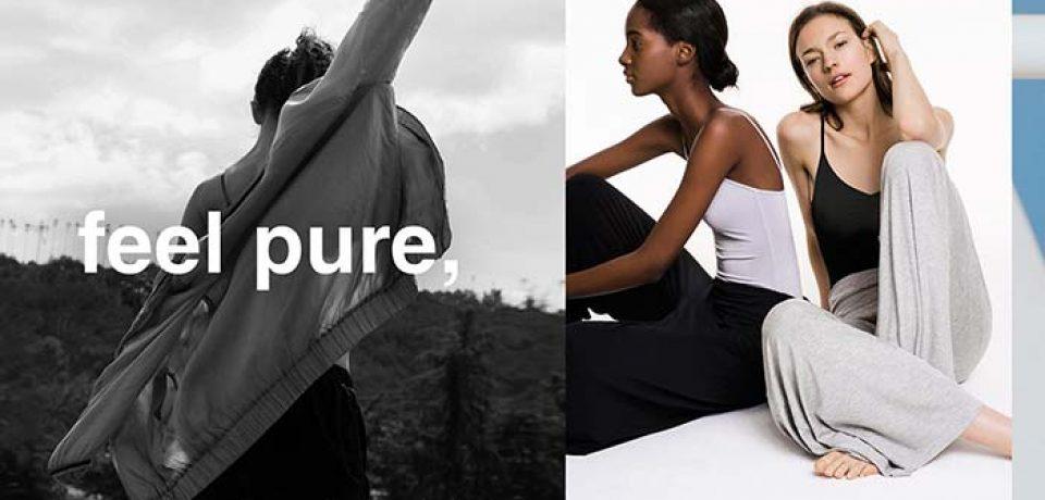 Рекламная кампания спортивной линии Zara Feel Good весна-лето 2016