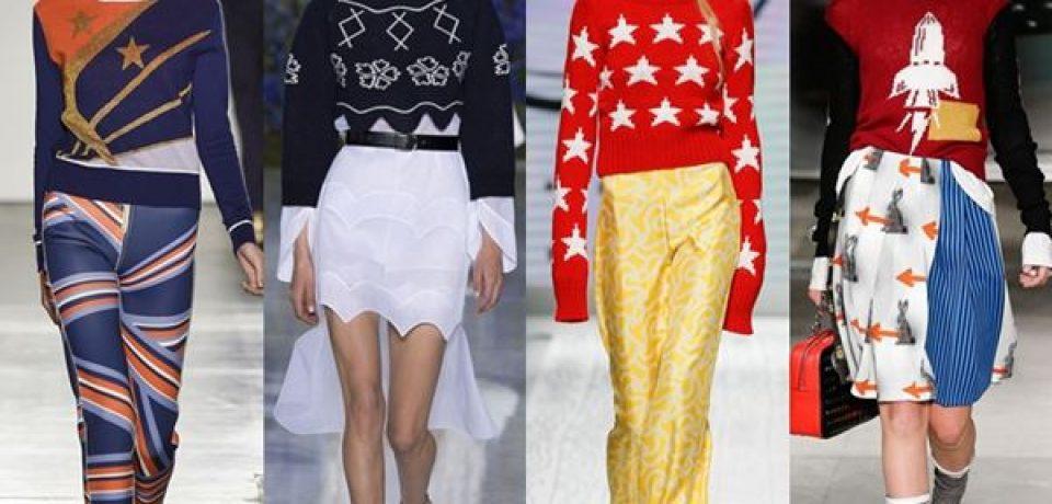 Модные свитера весна-лето 2016