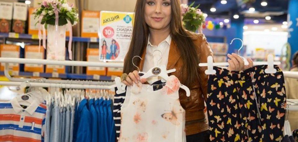 Оксана Федорова представила капсульную коллекцию одежды для детей Futurino by Oksana Fedorova