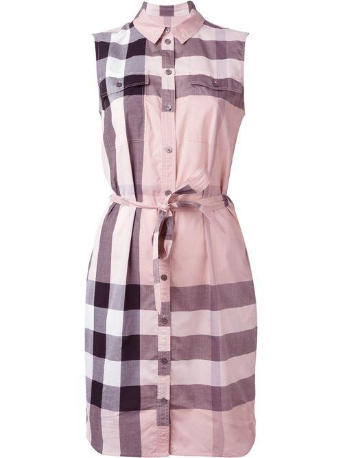 Платья-рубашка Burberry Brit