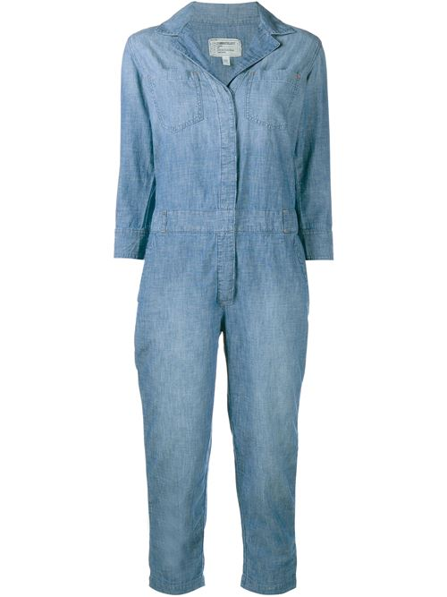 джинсовые комбинезоны 2016 фото 2