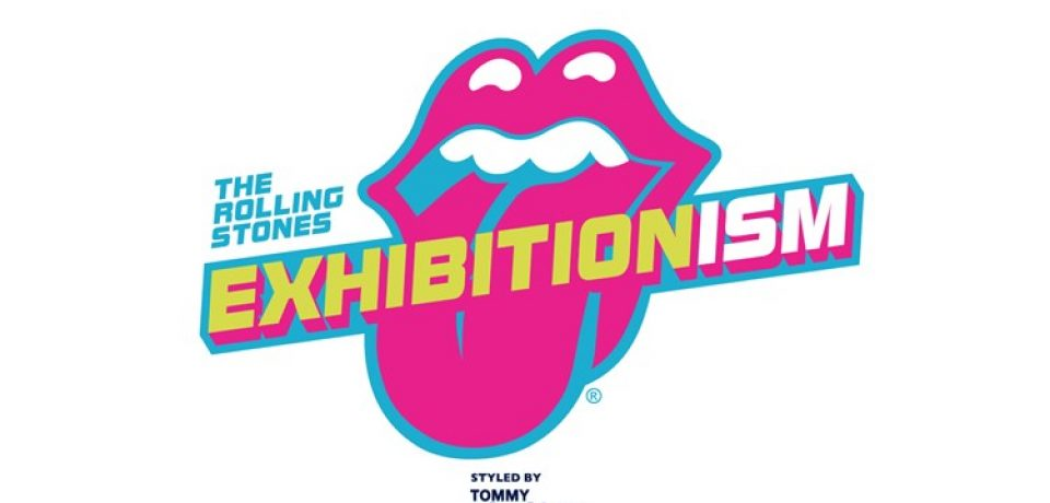 Tommy Hilfiger стал спонсором первой международной выставки Exhibitionism группы The Rolling Stones