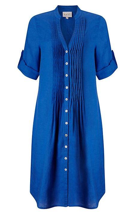 Платья-рубашка East