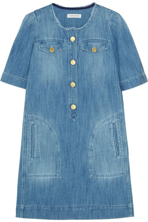 Джинсовое платье Etoile Isabel Marant
