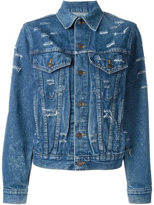 Джинсовые куртки и жакеты 2016 Forte Couture