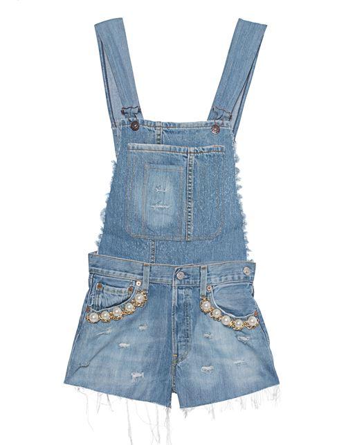 джинсовые комбинезоны 2016 фото 3