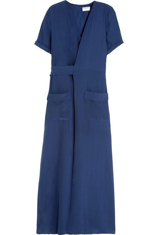 Джинсовое платье Frame Denim