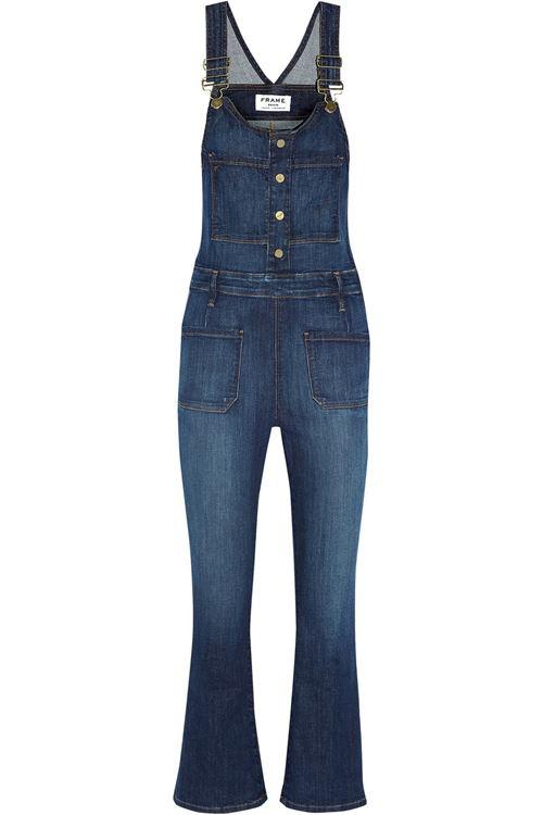 джинсовые комбинезоны 2016 фото 4