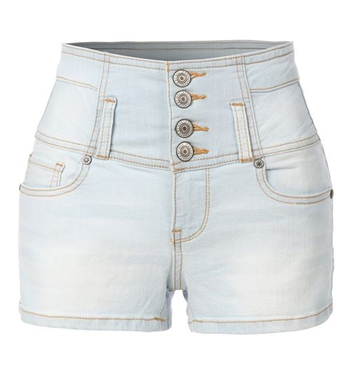 Джинсовые шорты Les3No