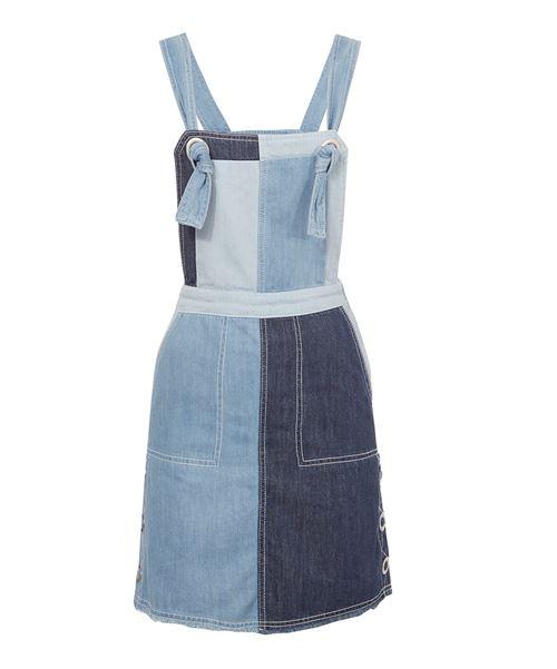 Джинсовое платье Liberty London