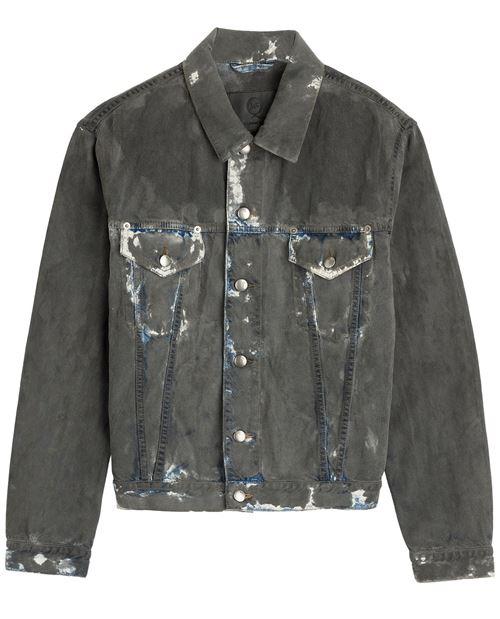 Джинсовые куртки и жакеты 2016 MCQ Alexander McQueen