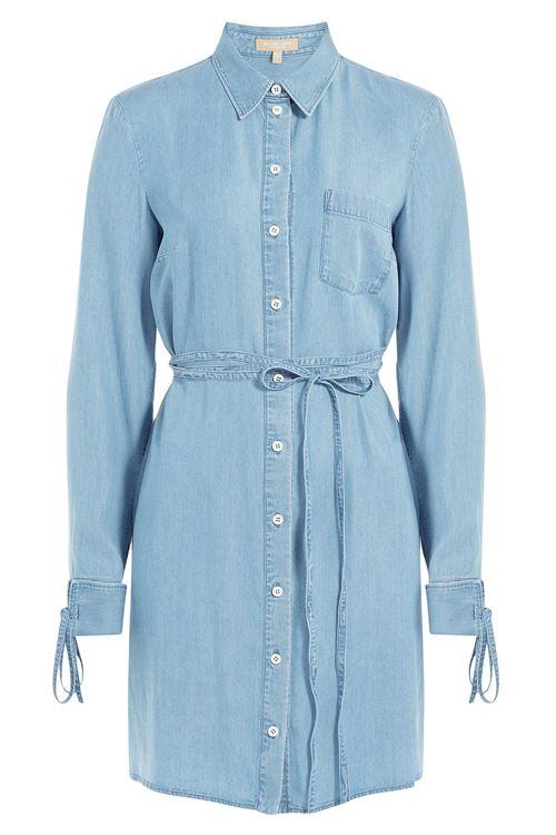 Джинсовое платье Michael Kors Collection