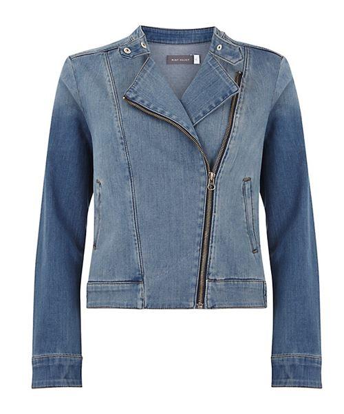 Джинсовые куртки и жакеты 2016 Mint Velvet