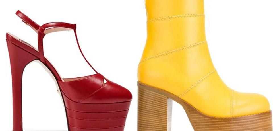 Модная женская обувь 2016: тренды в 68 фото новинок