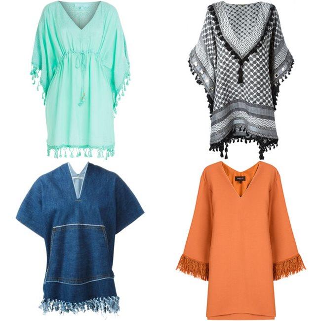 Модные туники на лето 2016   (2)