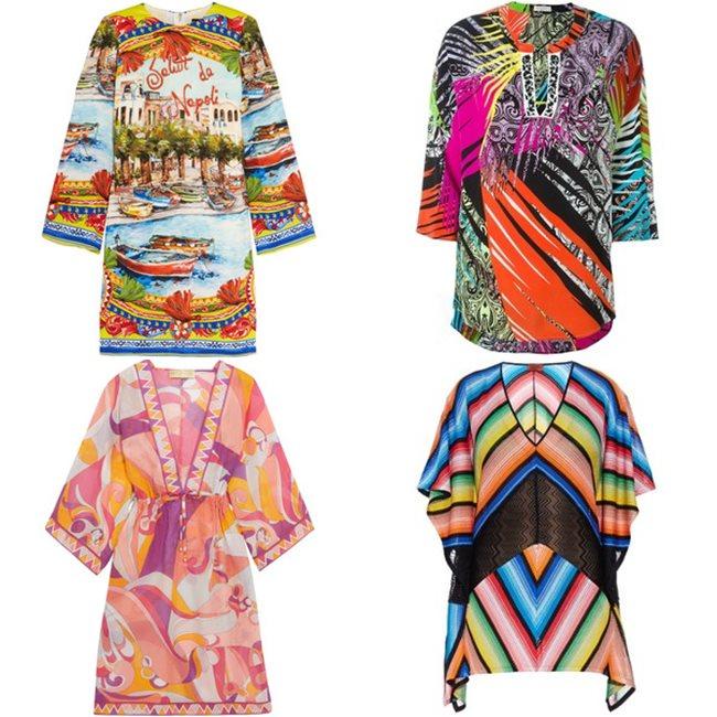 Модные туники на лето 2016   (7)