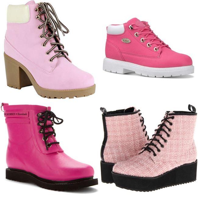 Модные женские ботинки 2016 фото (10)