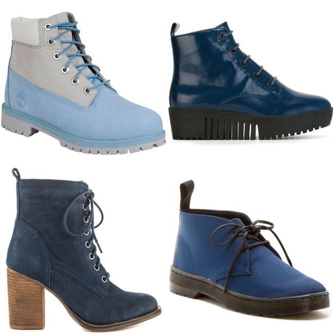 Модные женские ботинки 2016 фото (11)