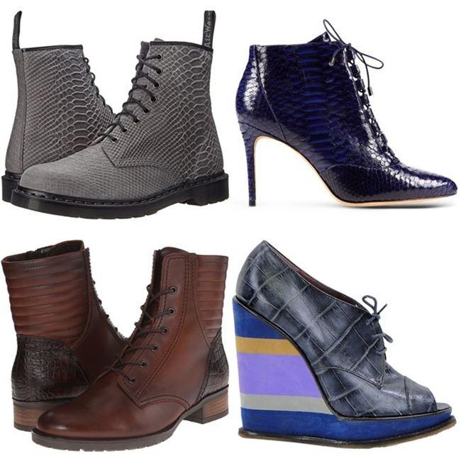 Модные женские ботинки 2016 фото (12)