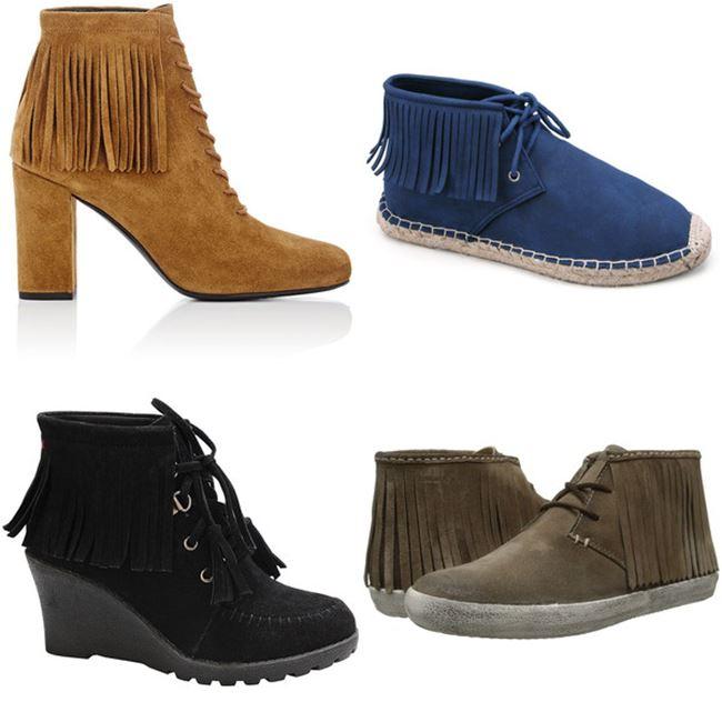 Модные женские ботинки 2016 фото (13)
