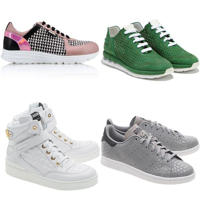 Модные женские ботинки 2016 фото (14)