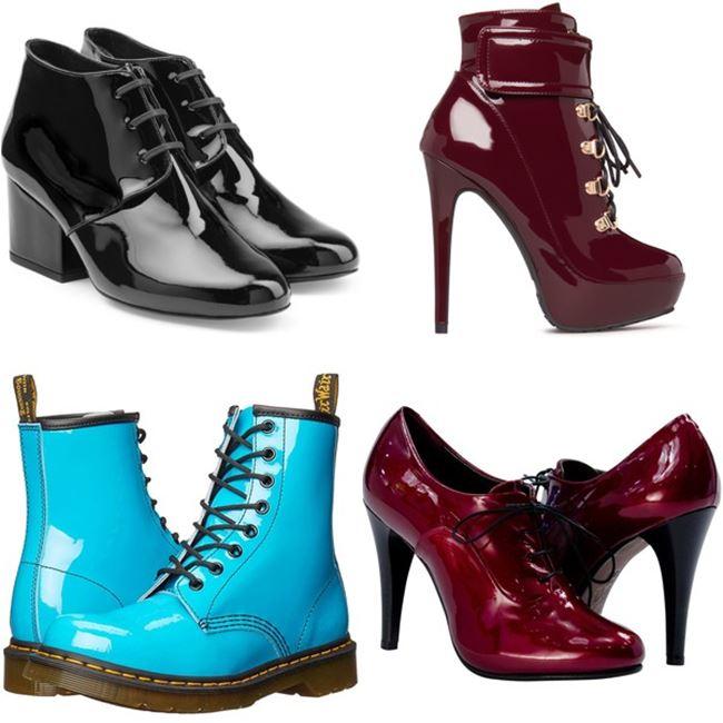 Модные женские ботинки 2016 фото (2)