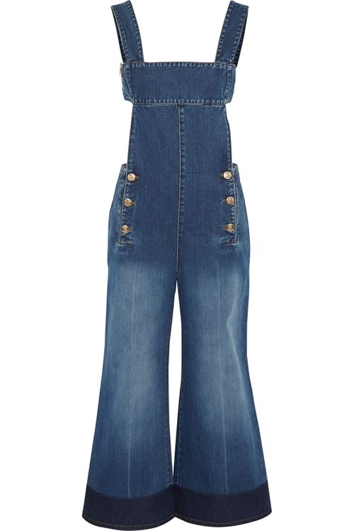 джинсовые комбинезоны 2016 фото 13
