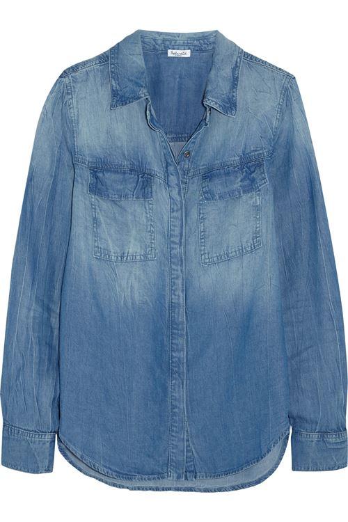 Женские джинсовые рубашки 2016 Splendid