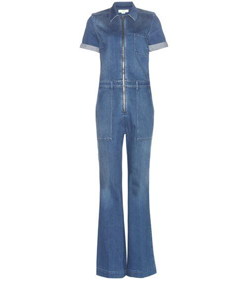 джинсовые комбинезоны 2016 фото 14