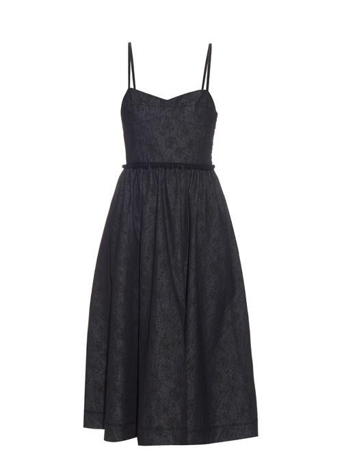 Джинсовое платье Tomas Maier