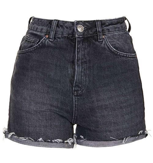 Джинсовые шорты Topshop