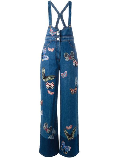 джинсовые комбинезоны 2016 фото 16