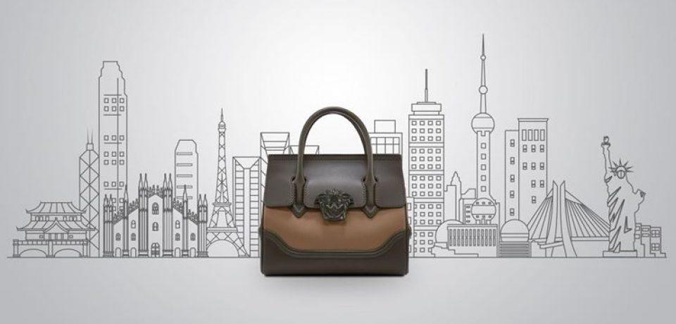 Конкурс «7 Сумок — 7 Городов» от Versace