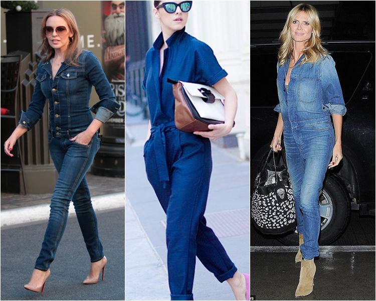 модные джинсовые комбинезоны (1)
