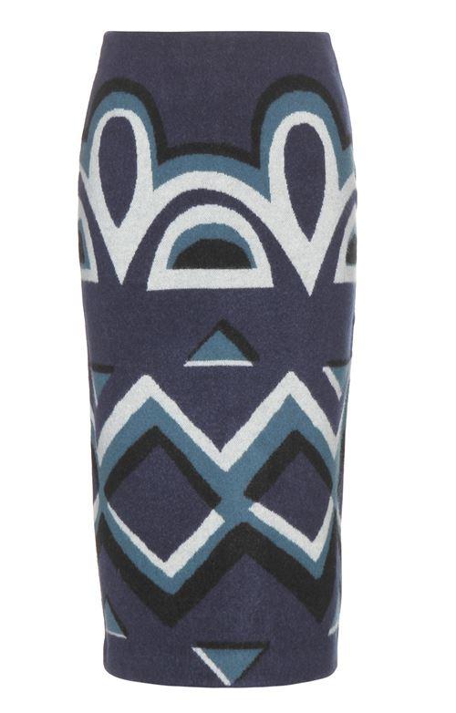 юбка-карандаш миди 2016