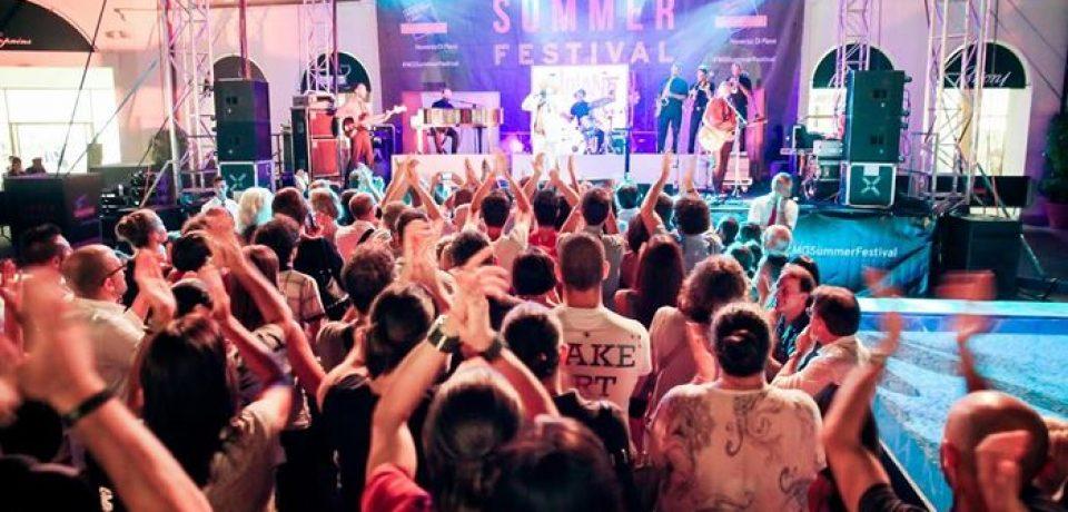 ModaMusica 2016 — летний музыкальный фестиваль в Mcarthurglen