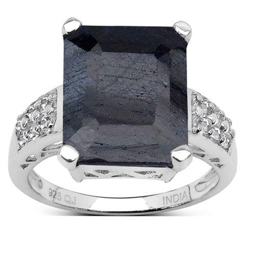 кольцо с сапфиром Malaika