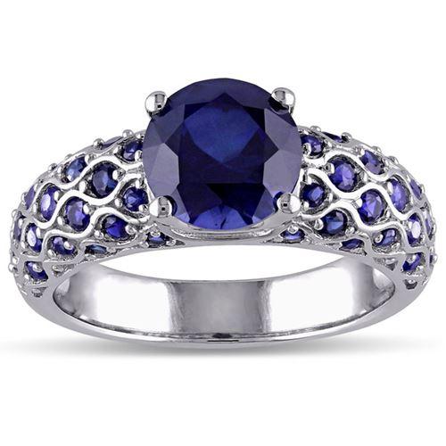 кольцо с сапфиром Miadora