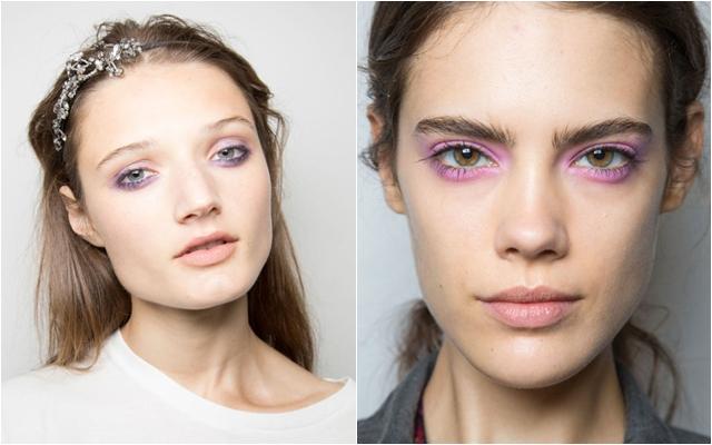 Модный макияж весна-лето 2016 (9)