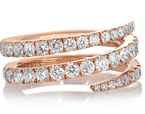 кольца на фаланги Anita Ko