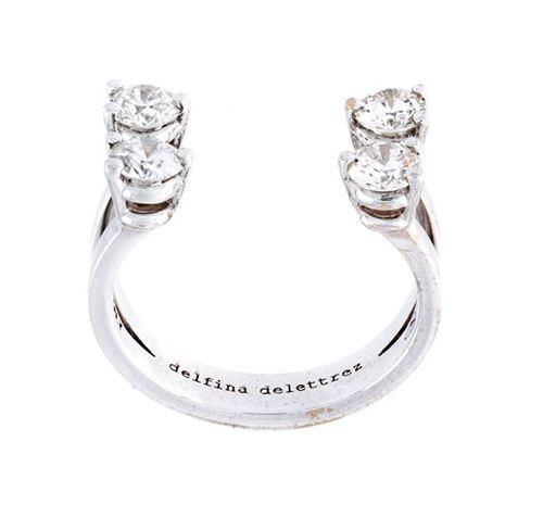 кольца на фаланги Delfina Delettrez