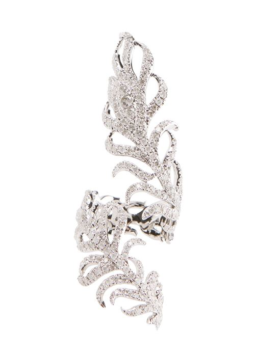 кольца на фаланги Elise Dray 2