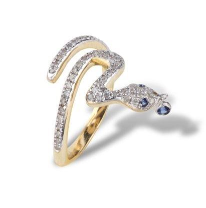 кольца на фаланги Nayla Arida