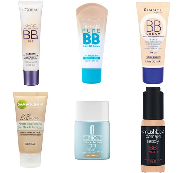 Список лучших BB кремов: L'Oréal, Maybelline, Rimmel, Garnier, Clinique, Smashbox