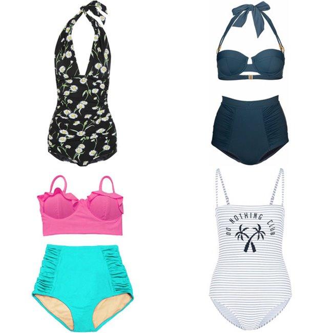 модные купальники лето 2016 фото (1)
