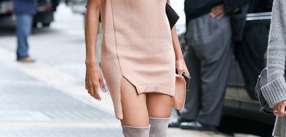 Как носить платье с ботинками, сапогами и ботильонами